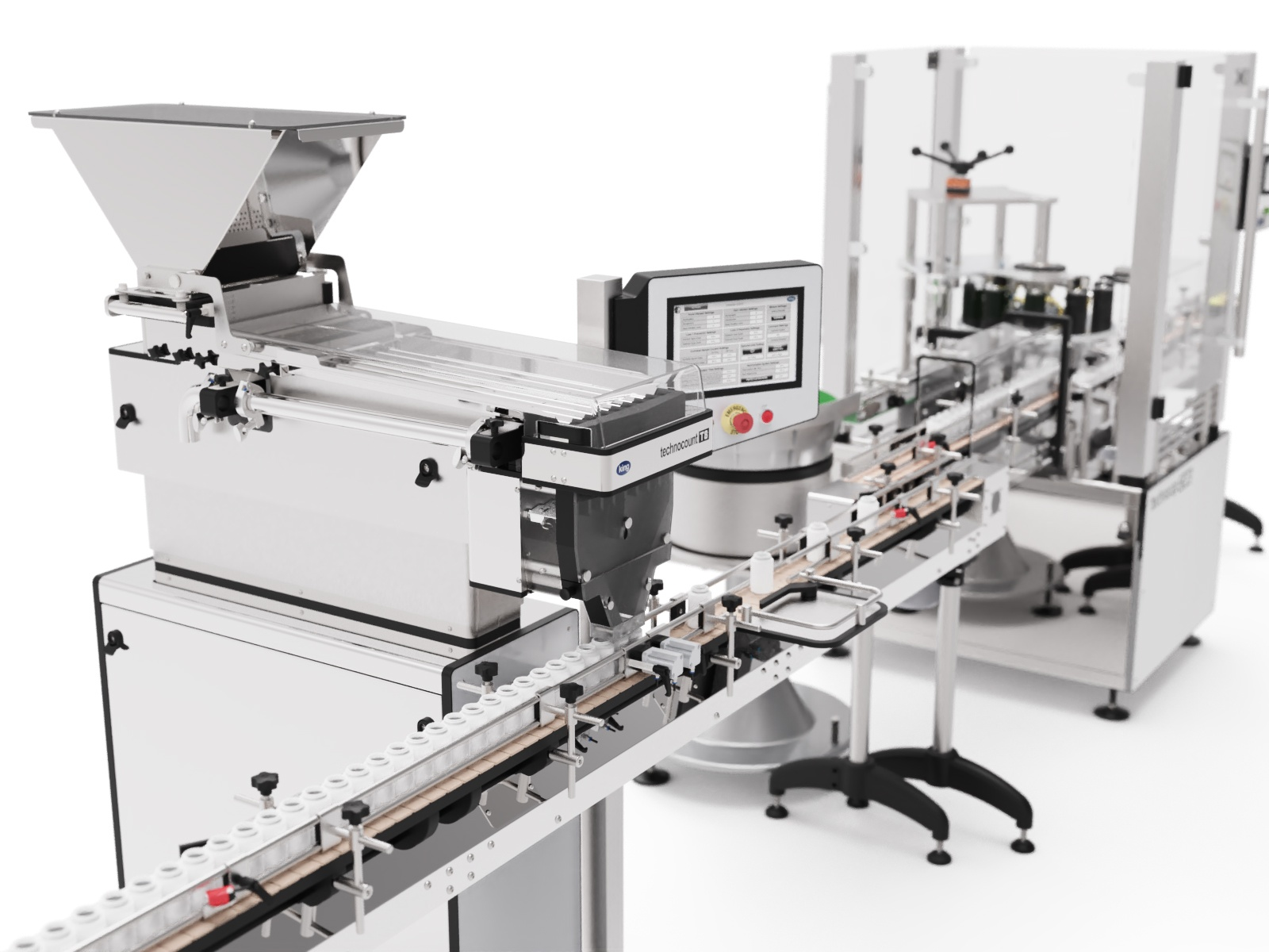 King Packaging Machinery - C.E.King Limited